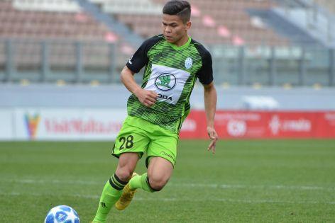 Ewerton signed for Mladá Boleslav