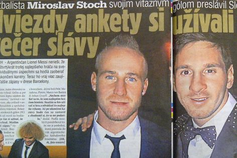 Miňov gól preslávil Slovensko
